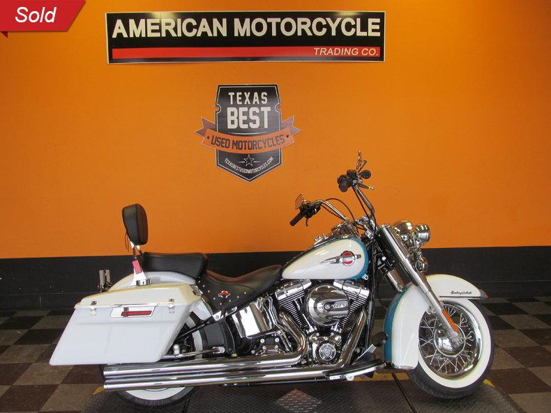 Harley Davidson Heritage Nada