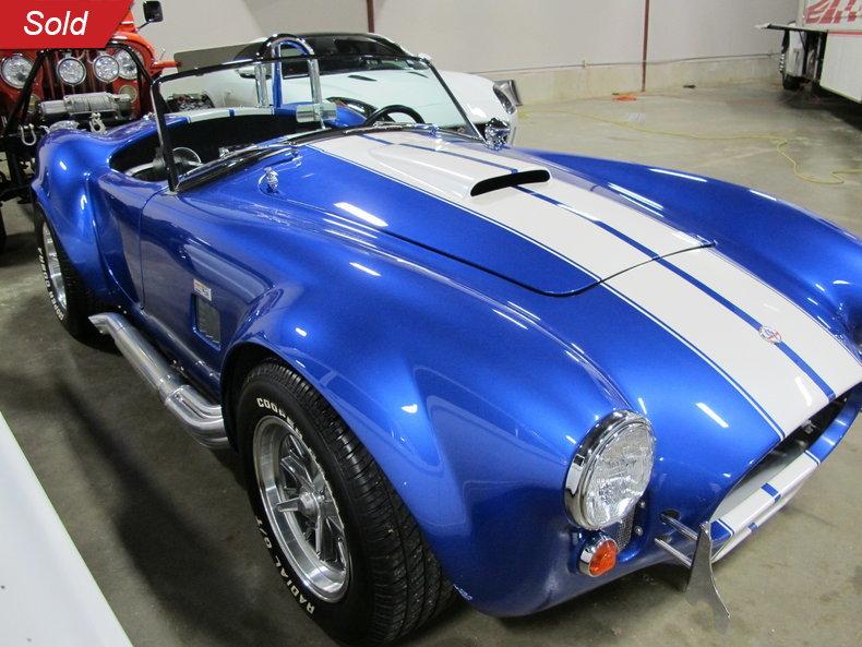 1965 A/C Cobra Factory 5 Recreation