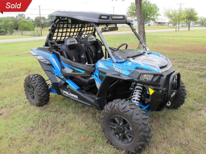 2016 Polaris RZR 1000 Turbo