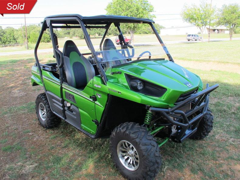 2014 Kawasaki Teryx 800