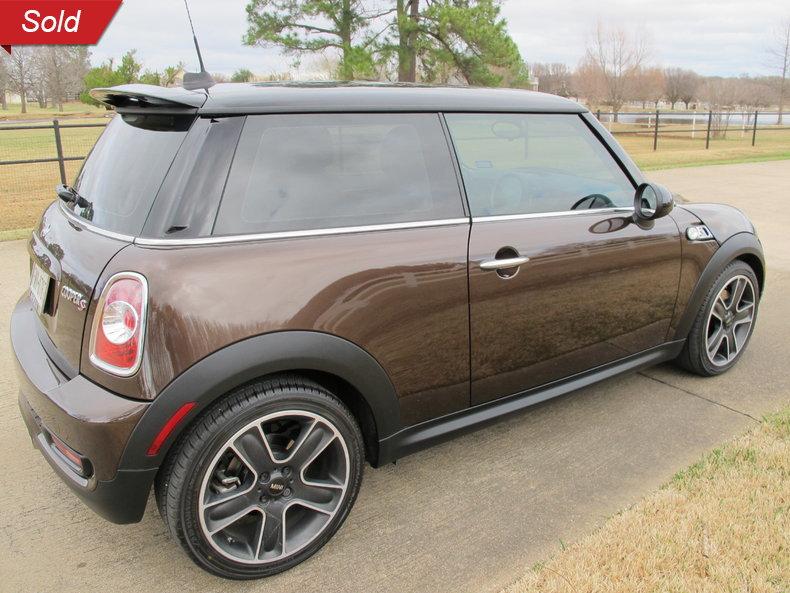 Mini Cooper Vehicle