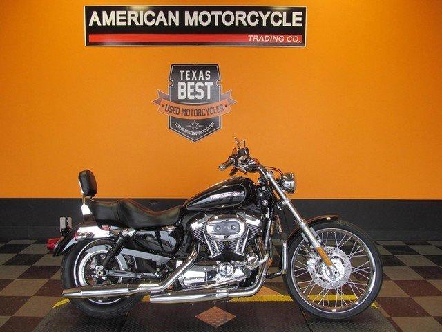 2010 2010 Harley-Davidson Sportster 1200 For Sale