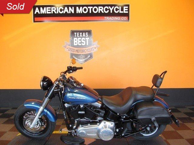 2014 2014 Harley-Davidson Softail Slim For Sale