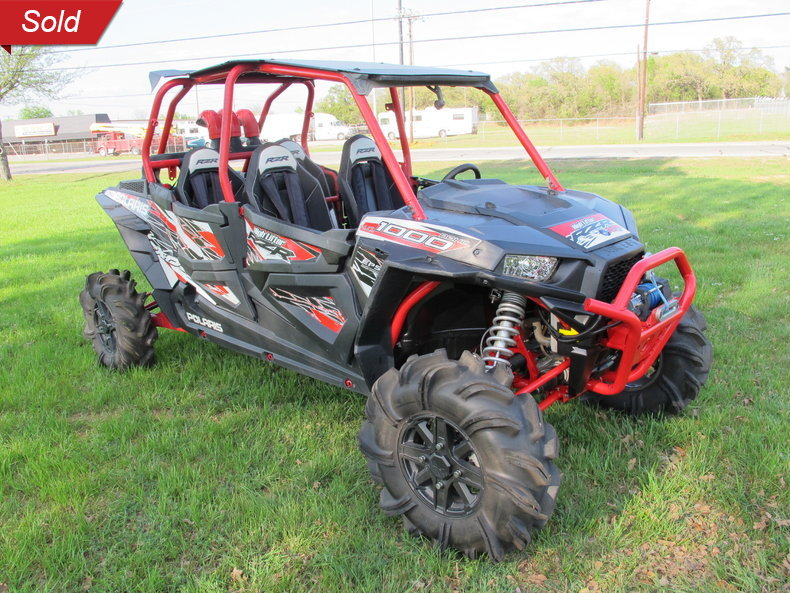 2016 Polaris XP4 1000