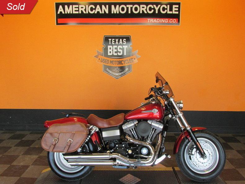 2008 Harley-Davidson Dyna Fat Bob