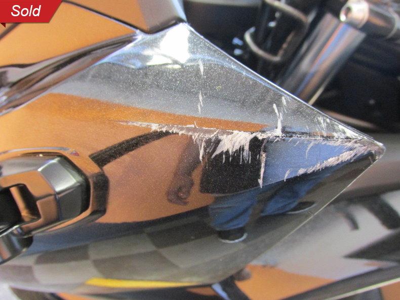 2015 2015 Kawasaki Ninja For Sale
