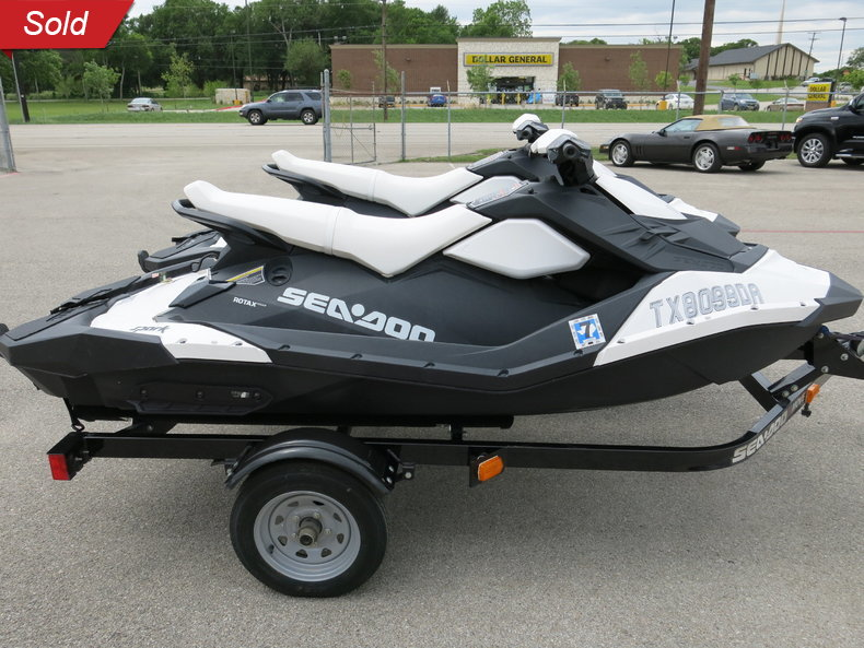 Seadoo Vehicle