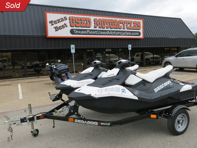 2015 Seadoo Spark 3 UP