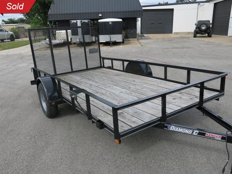 Diamond C Ranger Vehicle