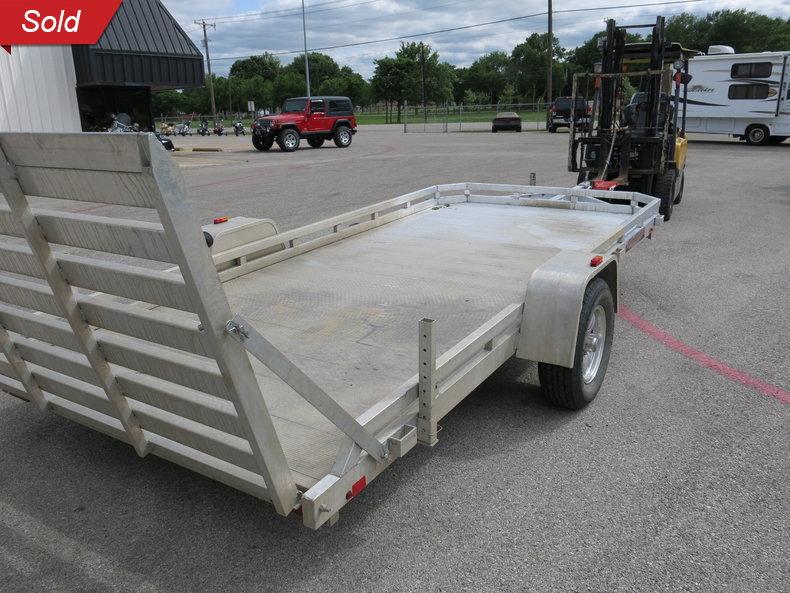 Aluma Vehicle