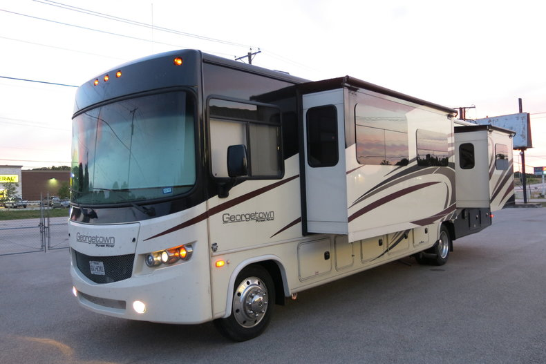 2016 Forest River Georgetown 364tstexas Best Used