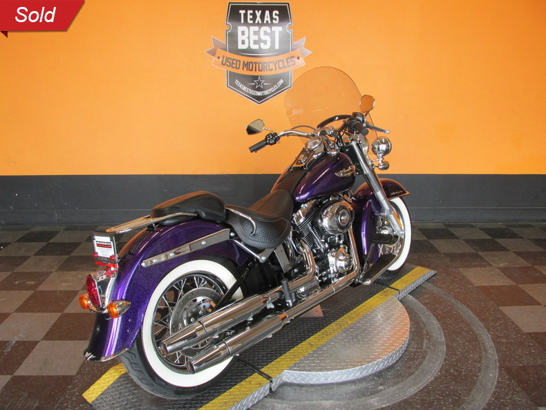 2014 2014 Harley-Davidson Softail Deluxe For Sale