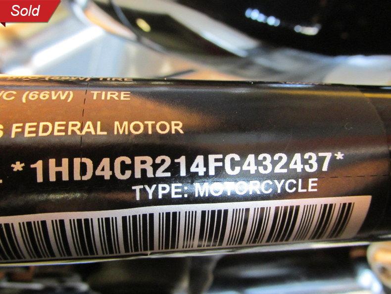 2015 2015 Harley-Davidson Sportster 883 For Sale