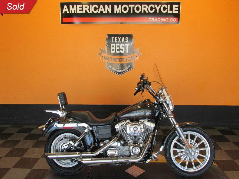 2005 Harley-Davidson Dyna Super Glide
