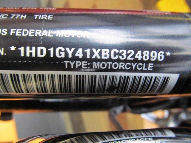 2011 2011 Harley-Davidson  For Sale