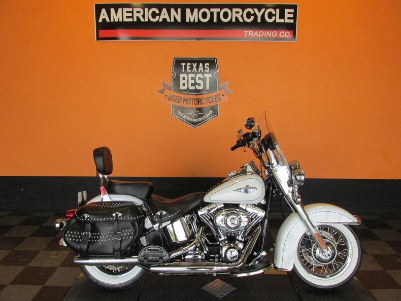 2013 Harley-Davidson Heritage Softail