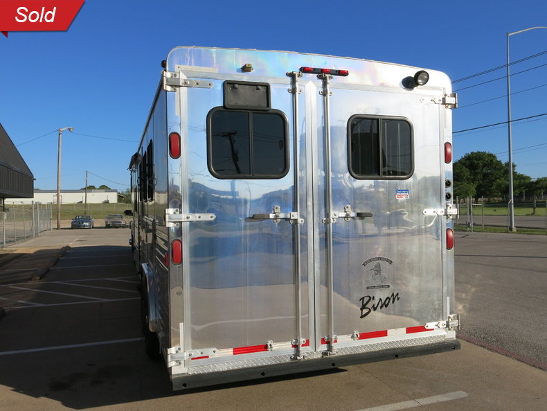 Bison Vehicle