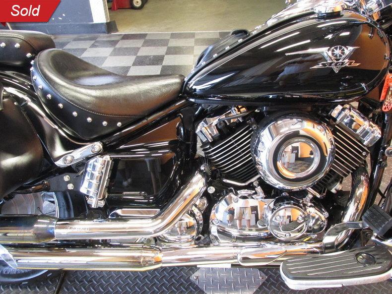 2009 2009 Yamaha V-Star For Sale