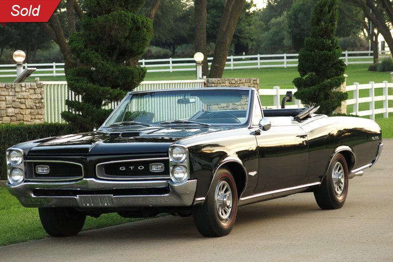 Pontiac Vehicle