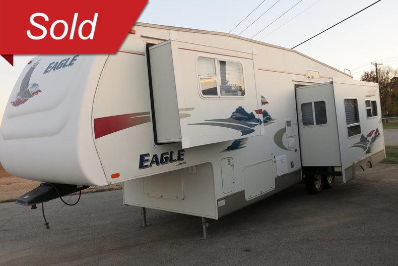 Jayco Eagle Vehicle