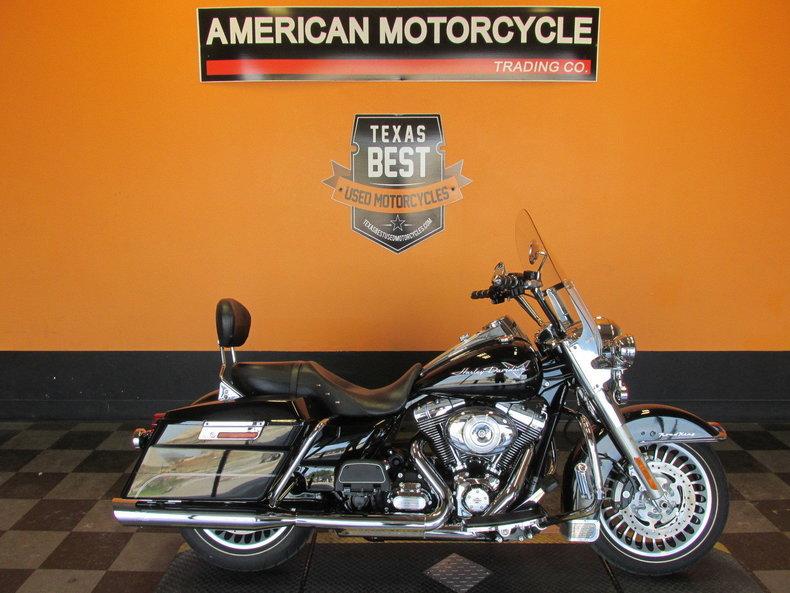 2012 Harley-Davidson Road King