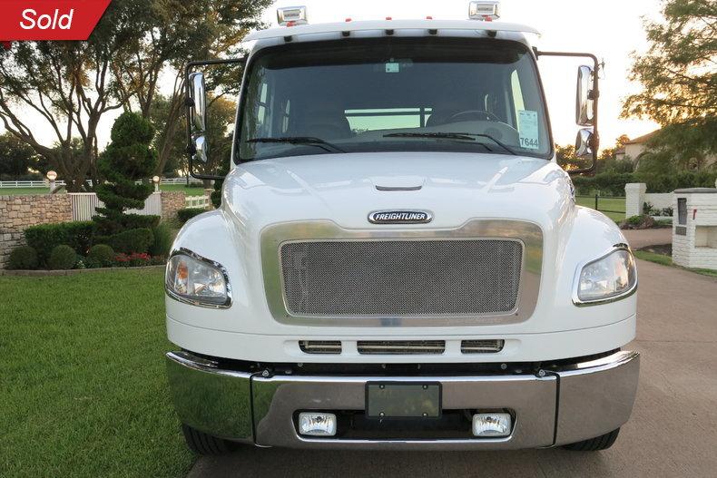 Freightliner Vehicle