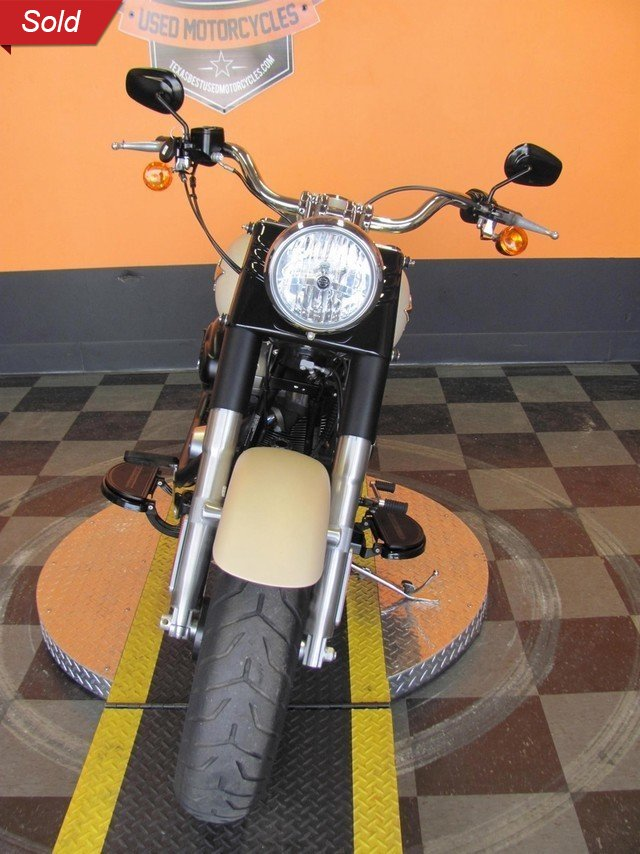 2014 2014 Harley-Davidson Softail Fat Boy For Sale