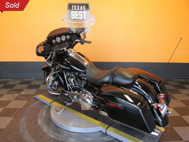 2017 2017 Harley-Davidson Street Glide For Sale