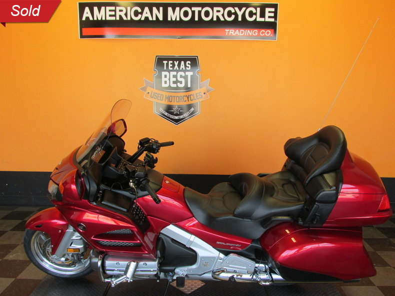 2014 2014 Honda Gold Wing For Sale