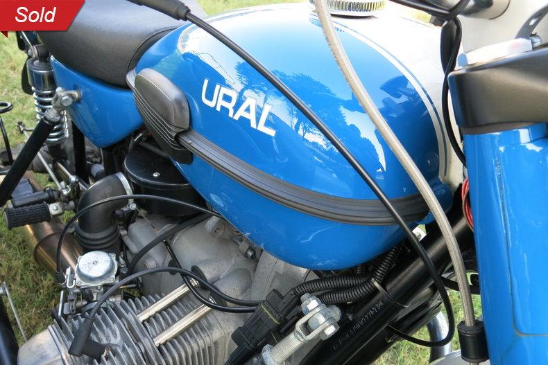 Ural Vehicle