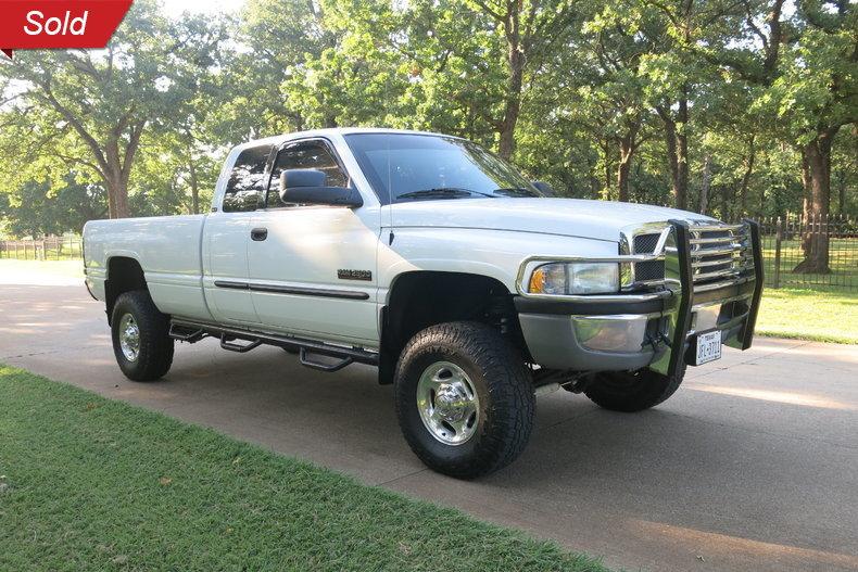 Dodge Ram Vehicle