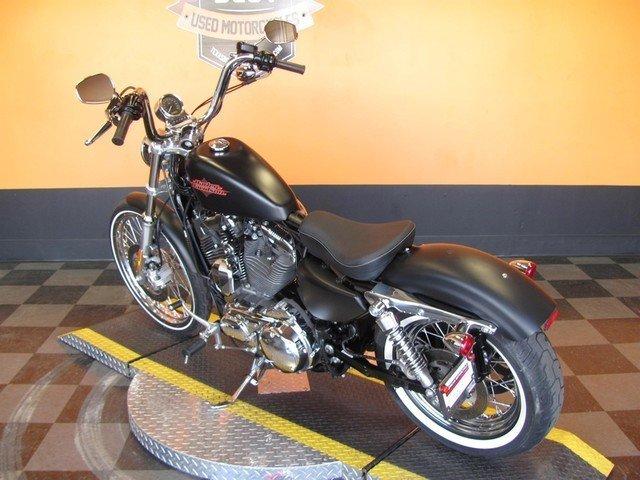 2012 2012 Harley-Davidson Sportster 1200 For Sale