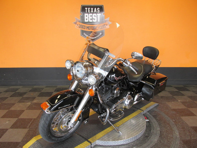 2011 Harley Davidson Road King My Classic Garage