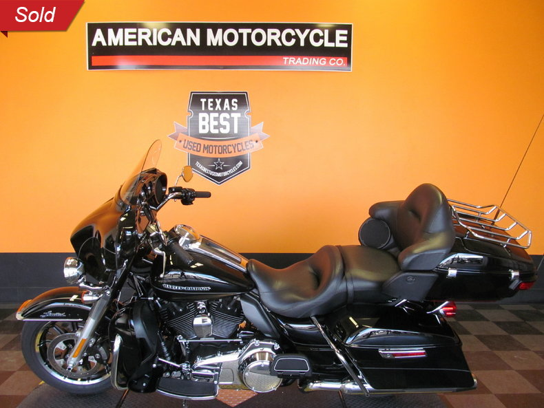2014 2014 Harley-Davidson Ultra Limited For Sale