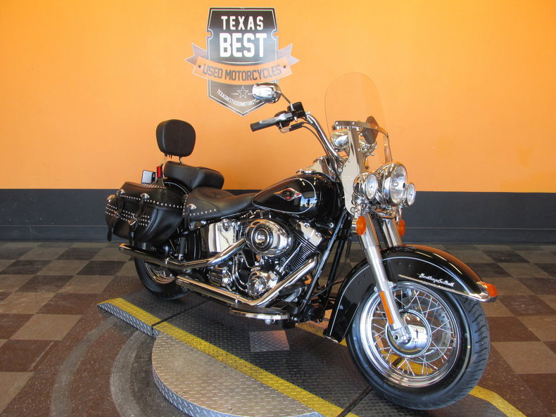 2013 2013 Harley-Davidson Heritage Softail For Sale
