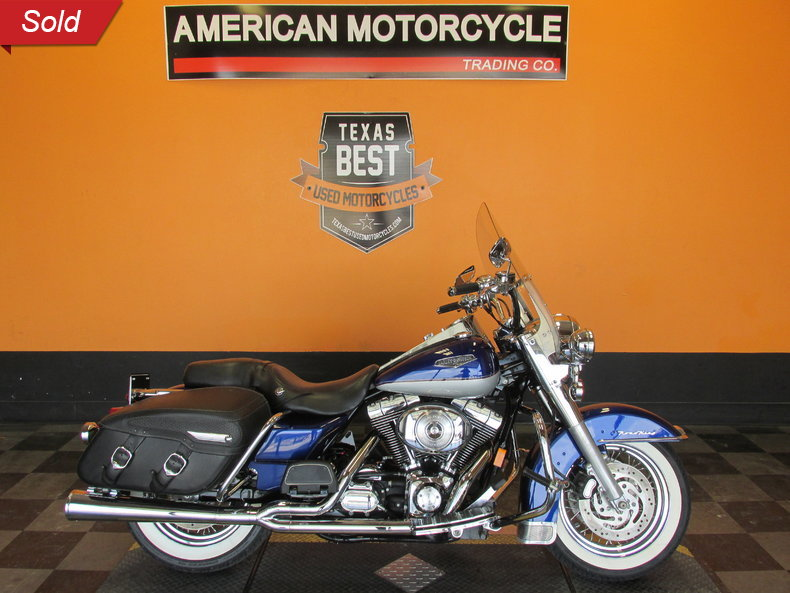 2006 harley davidson road kingamerican motorcycle trading. Black Bedroom Furniture Sets. Home Design Ideas