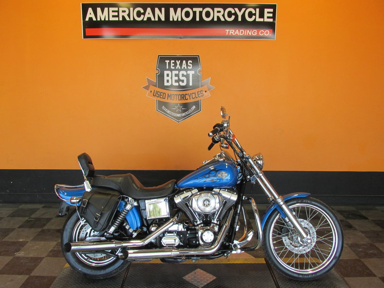 2004 2004 Harley-Davidson Dyna Wide Glide For Sale