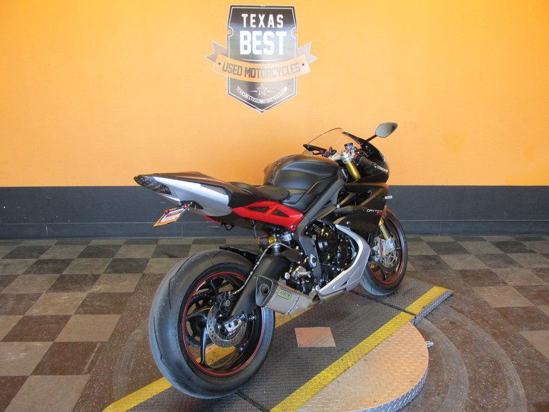 2015 2015 Triumph Daytona For Sale