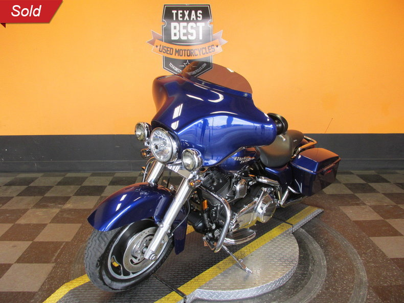 2007 2007 Harley-Davidson Street Glide For Sale