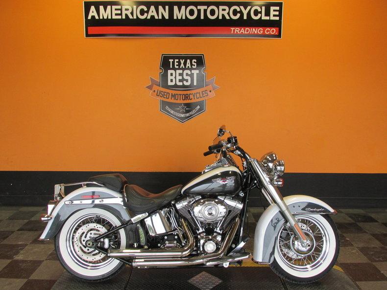 2008 Harley-Davidson Softail Deluxe