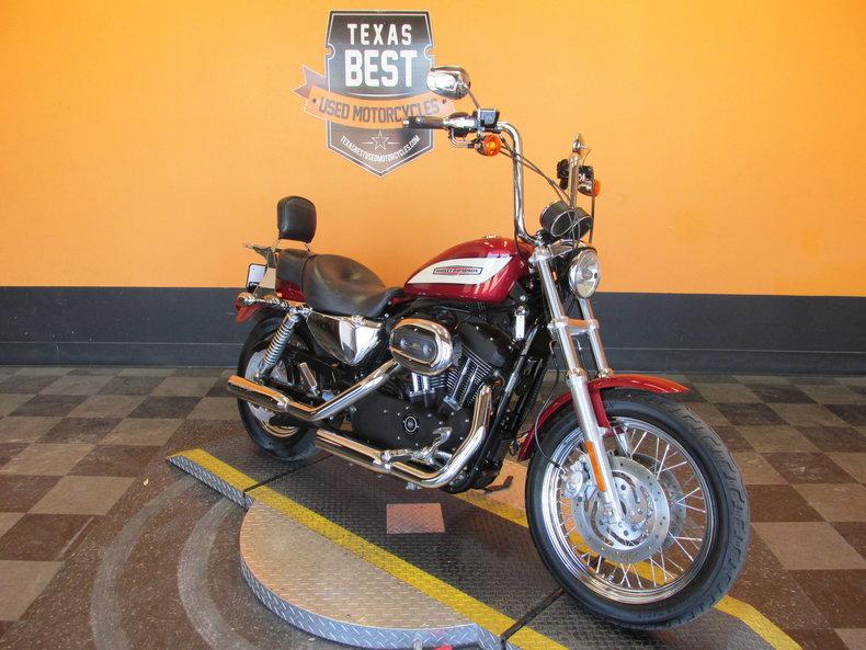 2007 Harley Davidson Sportster 1200 Roadster Xl1200r For