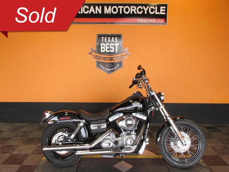 2009 Harley-Davidson Dyna Street Bob