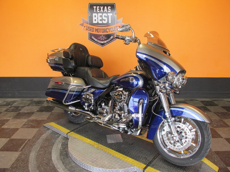Cvo Motorcycles For Sale Texas >> 2016 Harley-Davidson CVO Ultra LimitedTexas Best Used Motorcycles - Used Motorcycles for Sale