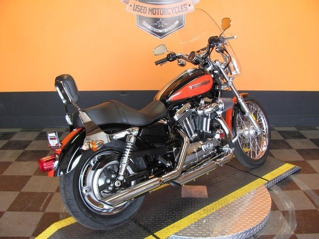2009 2009 Harley-Davidson Sportster 1200 For Sale