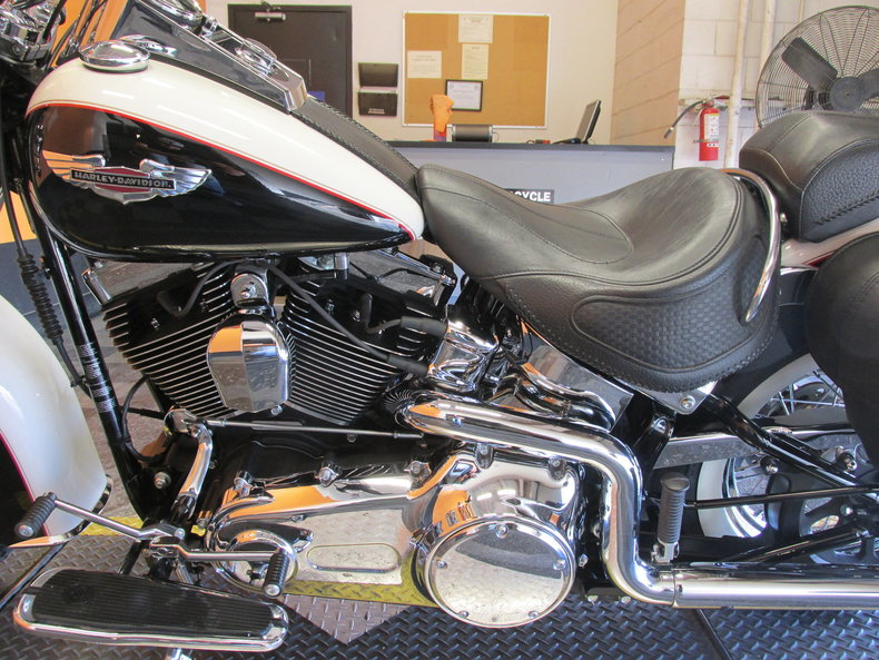 2011 Harley-Davidson Softail Deluxe - FLSTN - American Motorcycle Trading Company