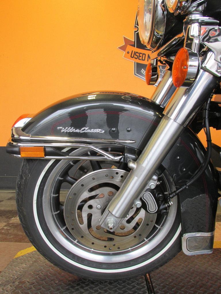 Harley Davidson Flhtcui Specs