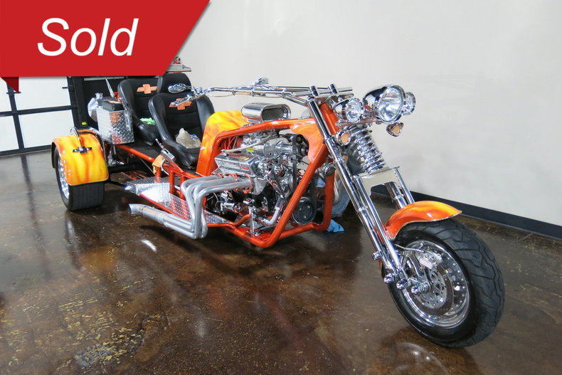 2003 Las Vegas Trikes Blown V-8