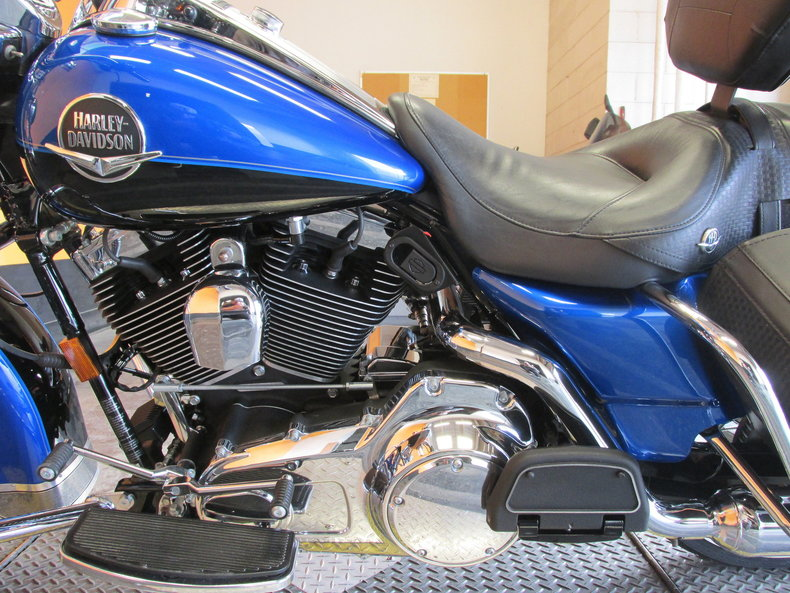 2008 Harley Davidson Road King My Classic Garage