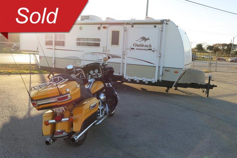 Keystone Outback Vehicle
