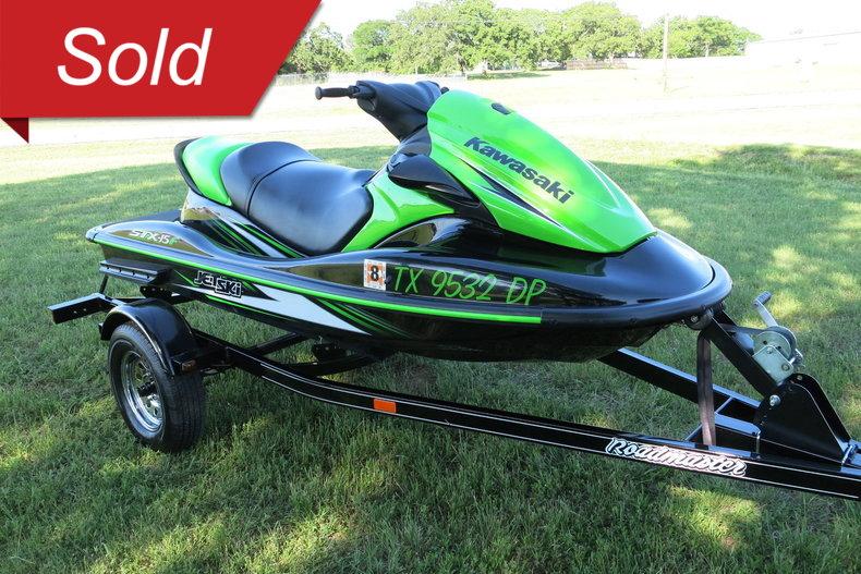 2016 Kawasaki STX 15F